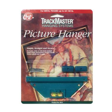 TrackMaster Metal Frame Hanger Framing Accessory