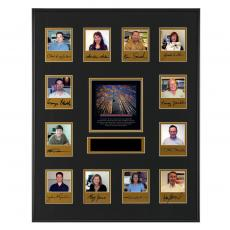 Photo Perpetual Framed Award - Essence of Success Perpetual Award Plaque