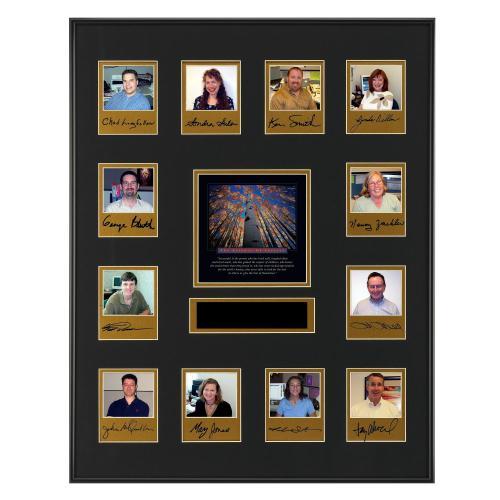 Essence of Success Perpetual Award Plaque