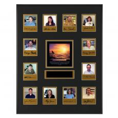 Photo Perpetual Framed Award - Sky's The Limit Perpetual Award Plaque