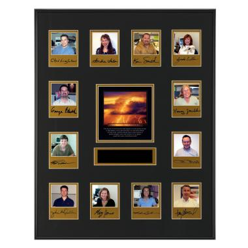 Power of Attitude Perpetual Award Plaque