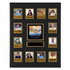Essence of Teamwork Perpetual Award Plaque