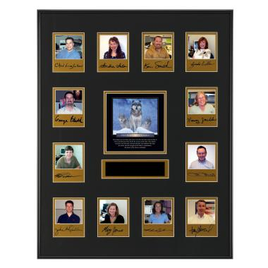 Power of A Leader Perpetual Award Plaque