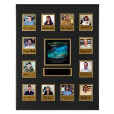 Photo Perpetual Framed Award - Essence of Character Perpetual Award Plaque