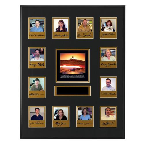 Persistence Runner Perpetual Award Plaque