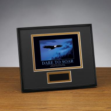 Dare to Soar Framed Award