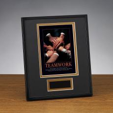 Image Awards - Teamwork Hands Framed Award