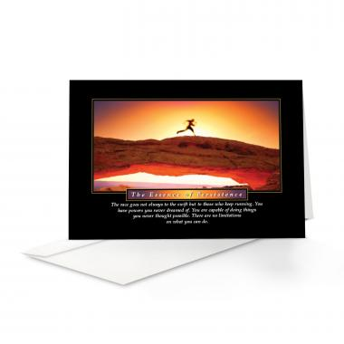 Essence of Persistence 25-Pack Greeting Cards