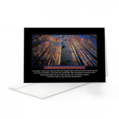 Essence of Success 25-Pack Greeting Cards