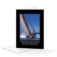 All Greeting Cards - Essence of Teamwork 25-Pack Greeting Cards