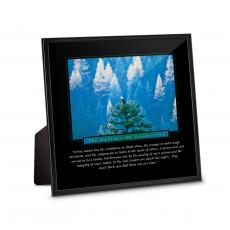 Essence of ... - Essence of Leadership Framed Desktop Print