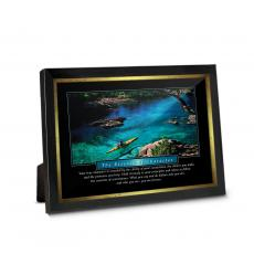 Framed Desktop Prints - Essence of Character Framed Desktop Print