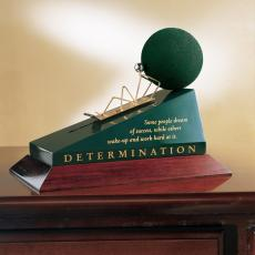 Determination Kinetic Sculpture