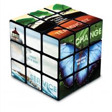 Teacher Gifts - Motivational Rubik's Cube