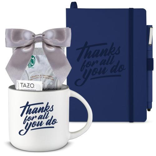 Thanks Gift Box - Good Morning Sets - Starbucks
