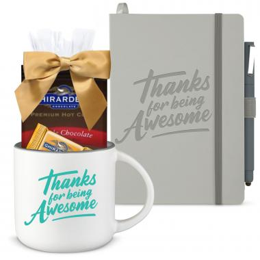 Awesome Gift Box - Good Morning Sets - Ghirardelli