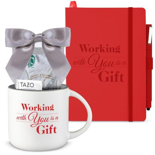 Holiday Gift Box - Good Morning Sets - Starbucks