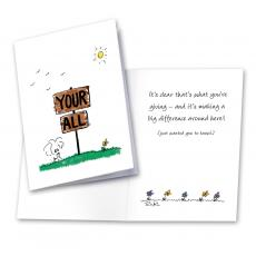Your All 25-Pack Greeting Cards
