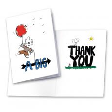 A Big Thank You 25-Pack Greeting Cards