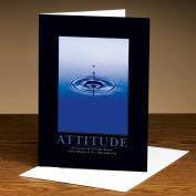 Attitude Drop 25-Pack Greeting Cards  (726156)
