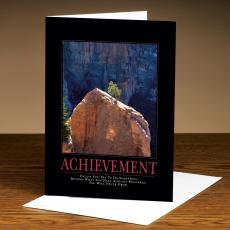 Great Job Cards - Achievement Tree 25-Pack Greeting Cards