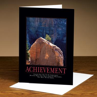 Achievement Tree 25-Pack Greeting Cards