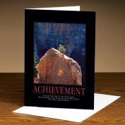 Achievement Tree 25-Pack Greeting Cards  (726285)