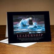 Leadership Lighthouse 25-Pack Greeting Cards <span>(726290)</span> Classic Motivational (726290), Classic Motivational Cards