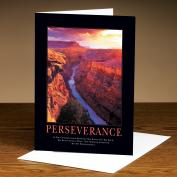 Perseverance Grand Canyon 25-Pack Greeting Cards <span>(726340)</span> Classic Motivational (726340), Classic Motivational Cards