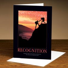 All Greeting Cards - Recognition Climbers 25-Pack Greeting Cards