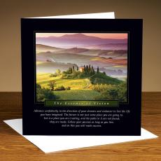 Essence of Vision 25-Pack Greeting Cards