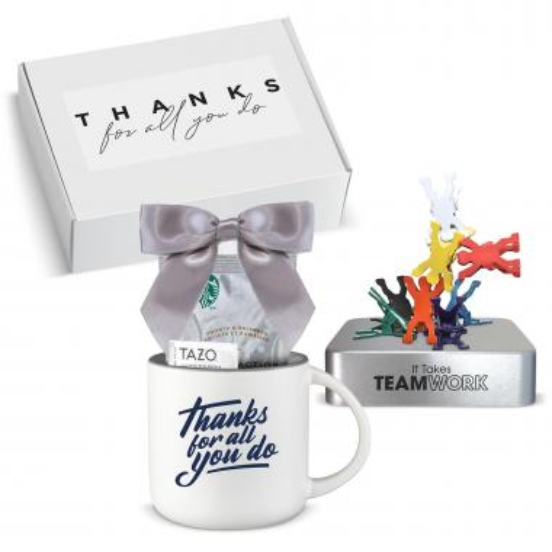 Thanks Gift Box - Teamwork Fun Motivation Set