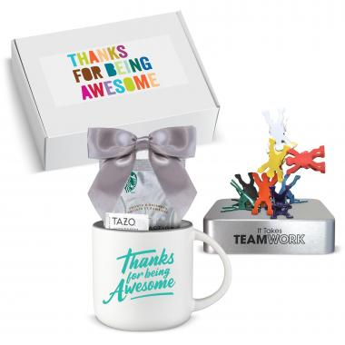 Awesome Gift Box - Teamwork Fun Motivation Set