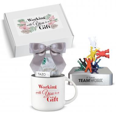 Holiday Gift Box - Teamwork Fun Motivation Set