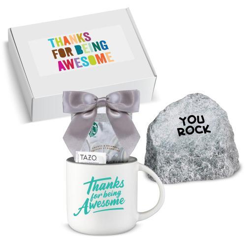 Awesome Gift Box - You Rock Fun Motivation Set