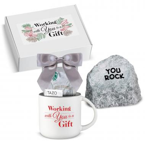 Holiday Gift Box - You Rock Fun Motivation Set
