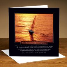 Essence of Initiative 25-Pack Greeting Cards