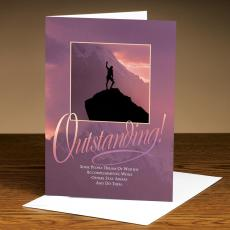 Outstanding Climber 25-Pack Greeting Cards