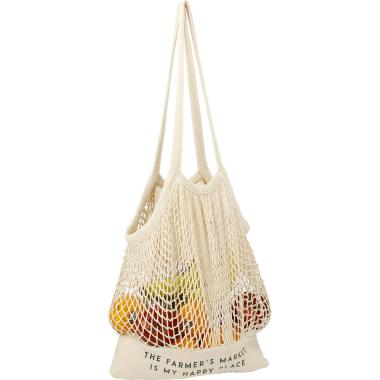 Riviera Cotton Mesh Convention Tote