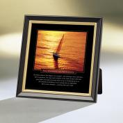Essence of Initiative Framed Desktop Print