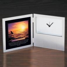 Sky's The Limit Desk Clock