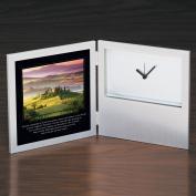 Vision Hilltop Desk Clock