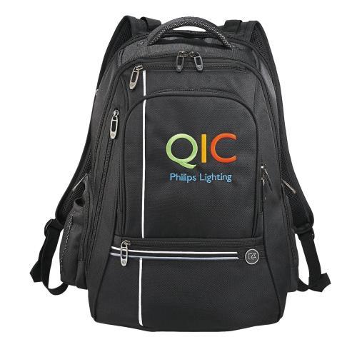"""Cutter & Buck® Tour TSA 17"""" Computer Backpack"""