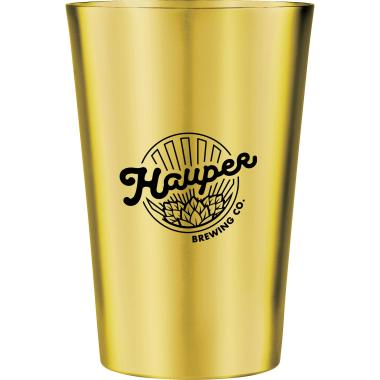 Glimmer 14oz Metal Cup