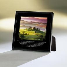 Essence of Vision Framed Desktop Print