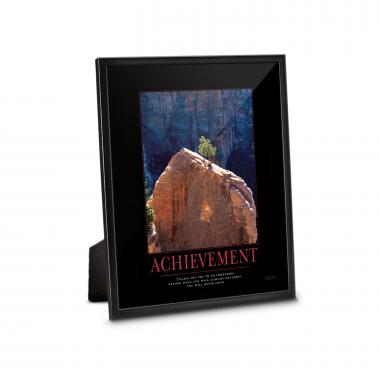 Achievement Tree Framed Desktop Print
