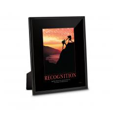 Classic Motivational Prints - Recognition Climbers Framed Desktop Print