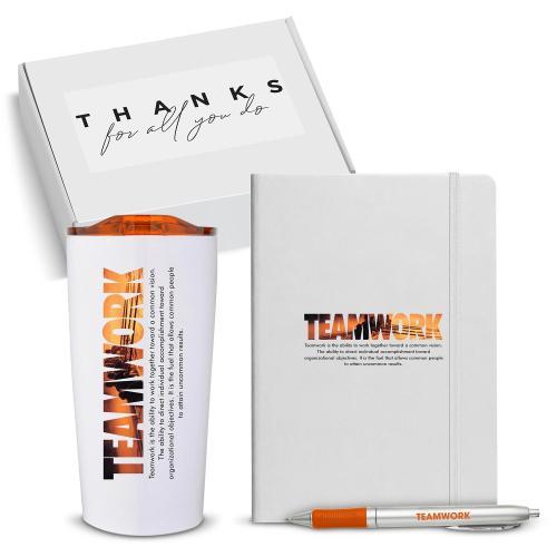 Thanks Gift Box - Teamwork Gift Set