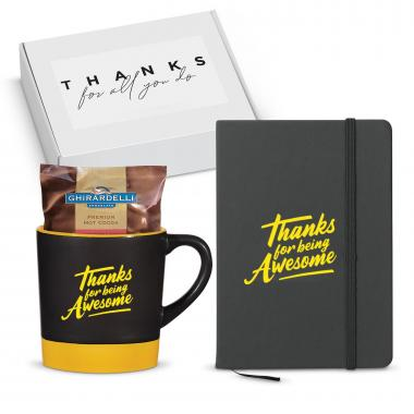 Thanks for Being Awesome Matte Mug Gift Box