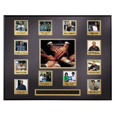 Teamwork Hands Photo Recognition Award Program